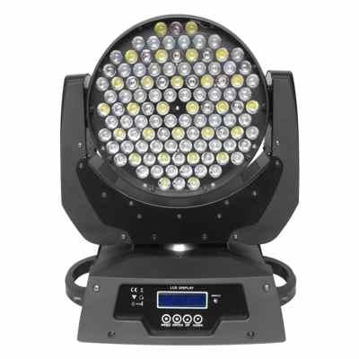 108颗LED摇头染色灯