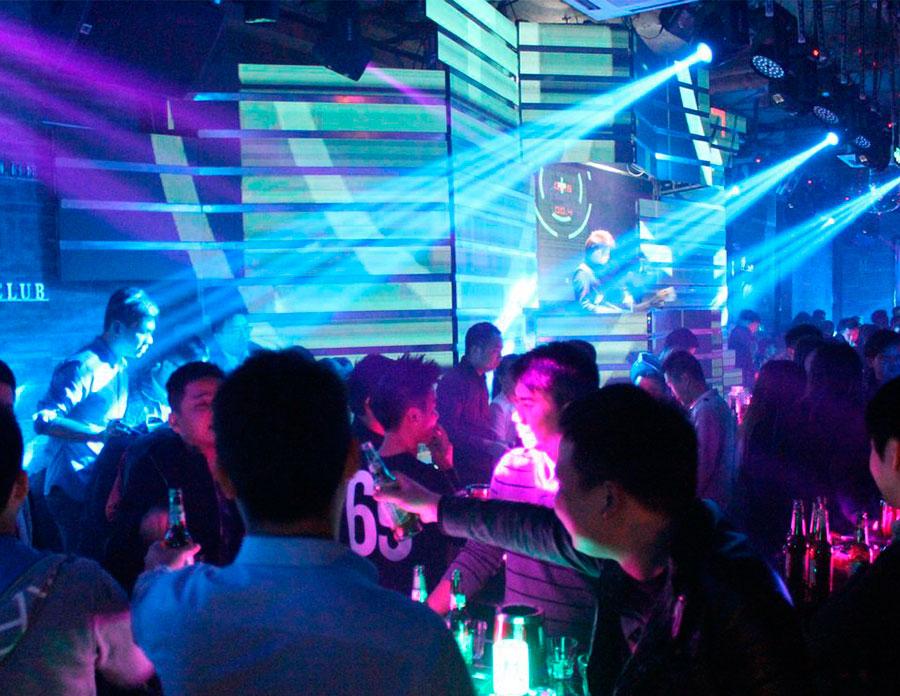 酒吧娱乐灯光系统综合解决方案